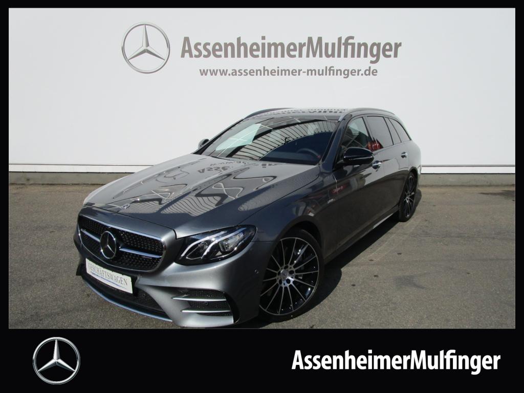 Mercedes-Benz AMG E 53 4MATIC+ T-Modell **6d-TEMP/20Z, Jahr 2018, Benzin