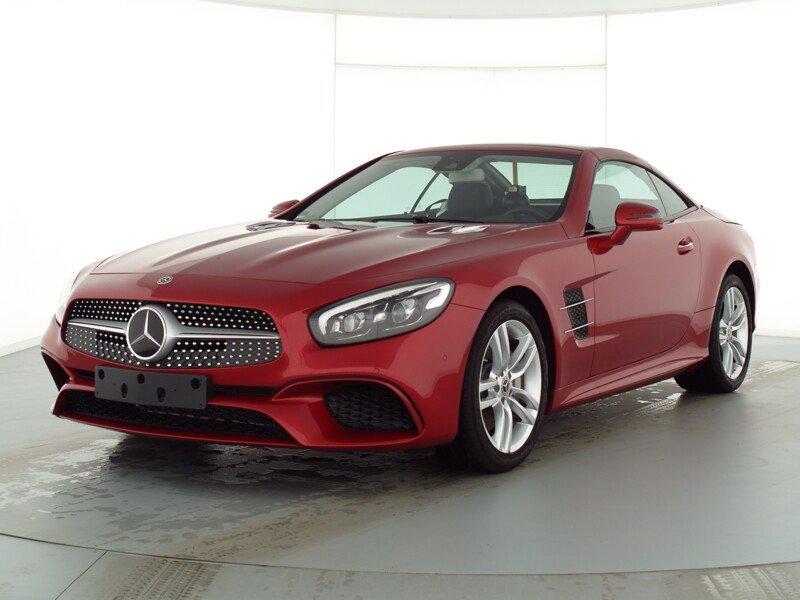 Mercedes-Benz SL 400 *COMAND*KEYLESS-GO*Kamera*ILS*AIRSCARF*, Jahr 2019, Benzin