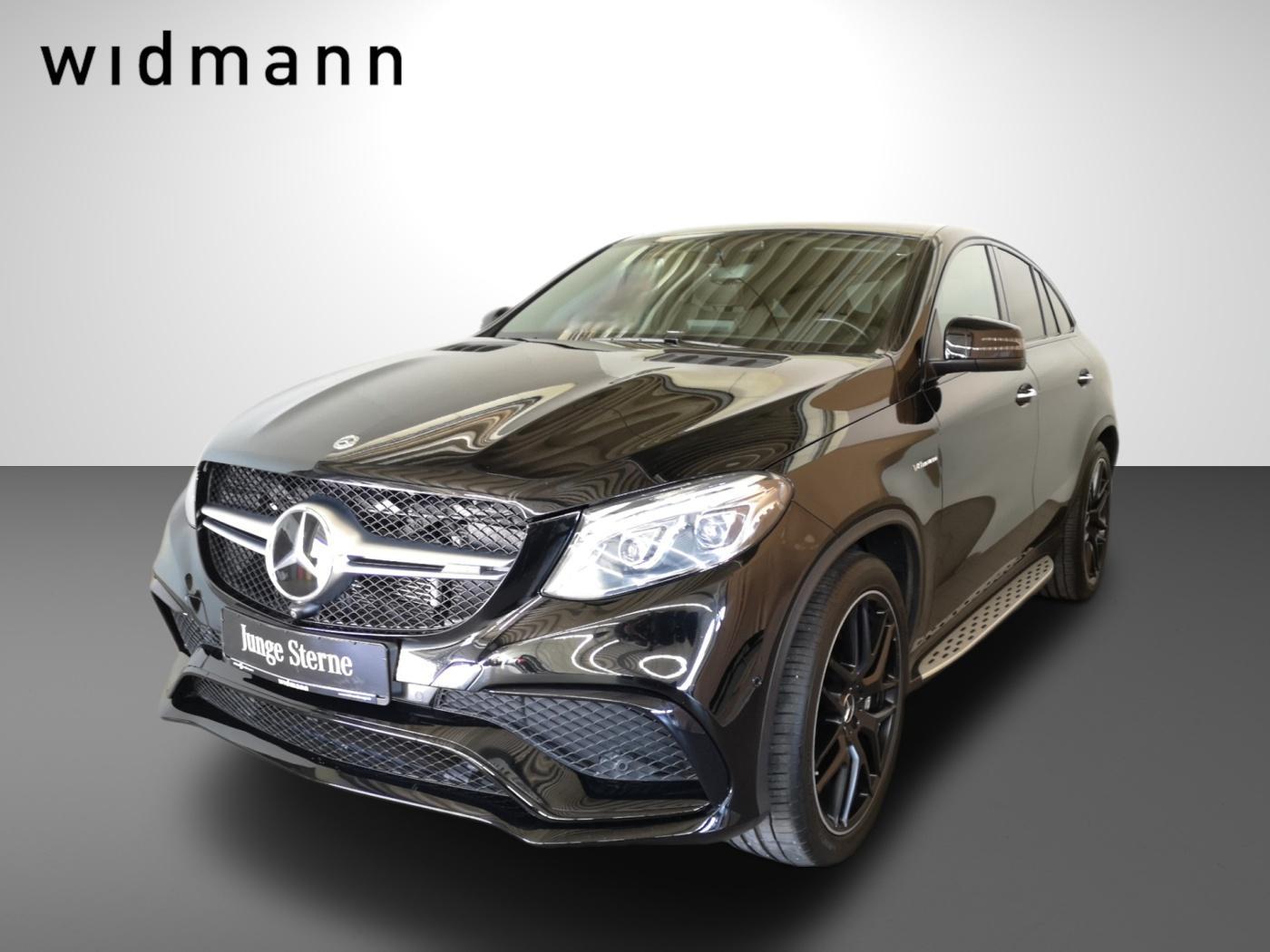 Mercedes-Benz GLE 63 AMG 4M Coupé *Comand*Airmatic*360°AMG-AGA, Jahr 2017, Benzin