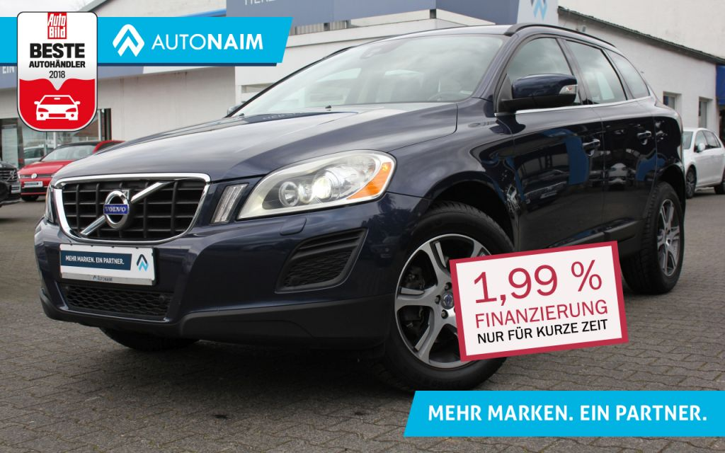 Volvo XC60 D4 Momentum |XENON|NAVI|SITZHEIZUNG|, Jahr 2013, Diesel