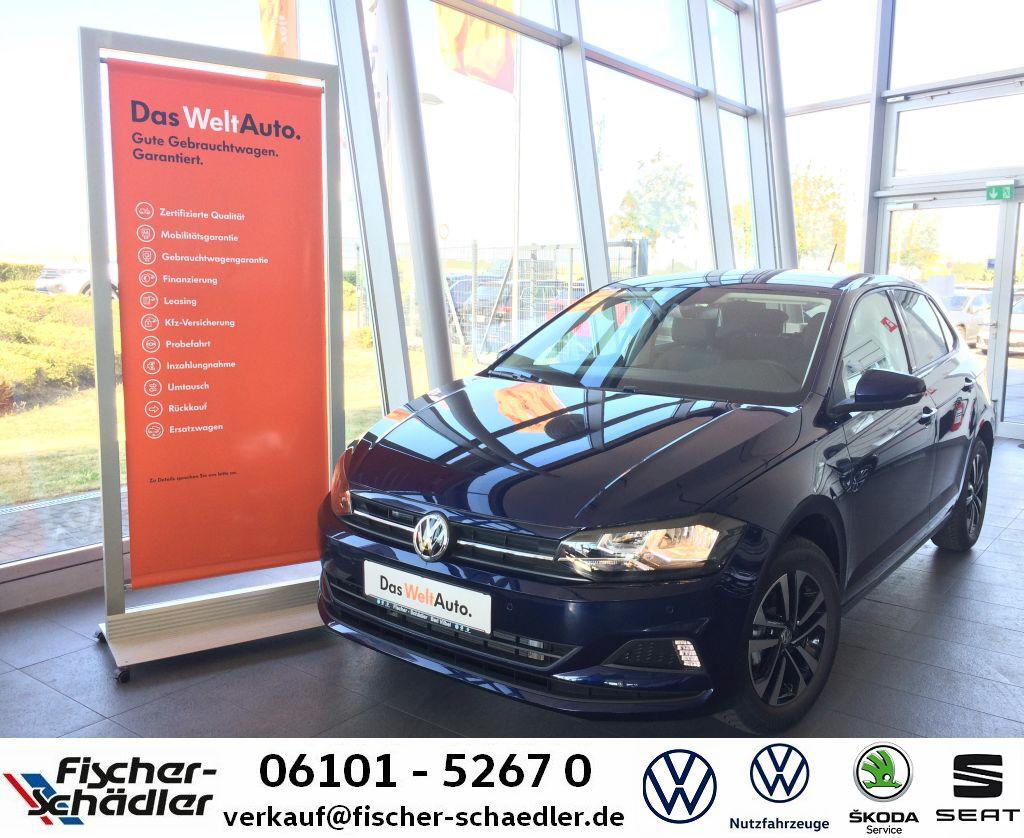 "Volkswagen Polo United 1.0TSI*DSG*5JahreGar.*Navi*ACC*""UNIT, Jahr 2020, petrol"