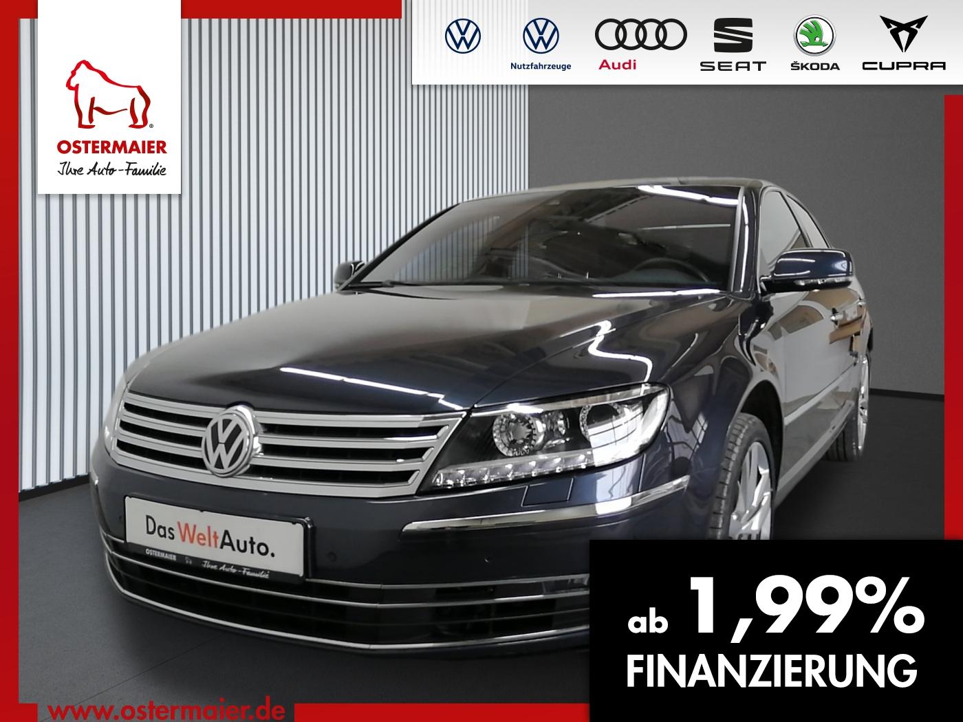 Volkswagen Phaeton LANG 4.2l 334PS DSG NP.135t..ACC.STHZG.P, Jahr 2015, Benzin