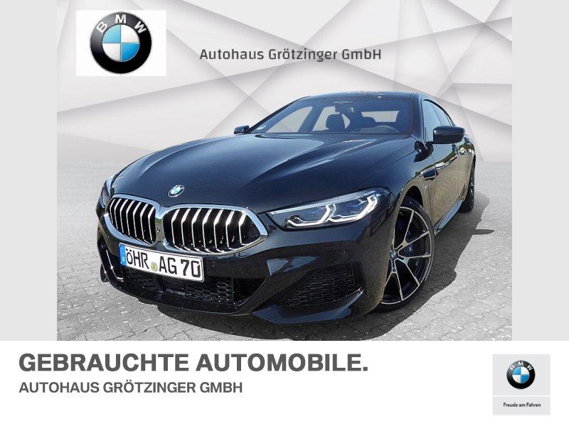 BMW 840d xDrive Gran Coupé M Sportpaket DAB WLAN, Jahr 2020, Diesel