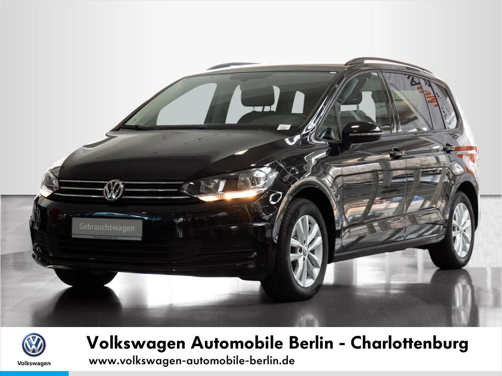 Volkswagen Touran 1.6 TDI Comfortline BMT, Jahr 2017, Diesel