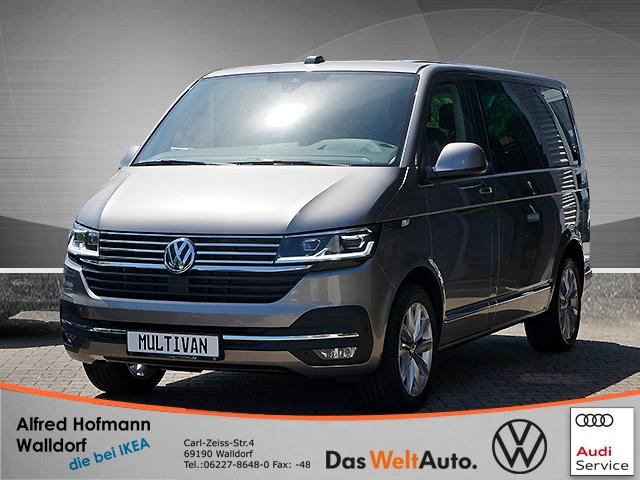 Volkswagen Multivan 2.0 TDI DSG 6.1 GENERATION SIX NAVI ACC, Jahr 2020, Diesel