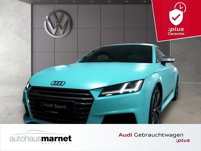 Audi TTS Coupé 2.0 TFSI quattro Navi Matrix B&O Einparkhilfe Parkassistent Sitzheizung, Jahr 2018, Benzin