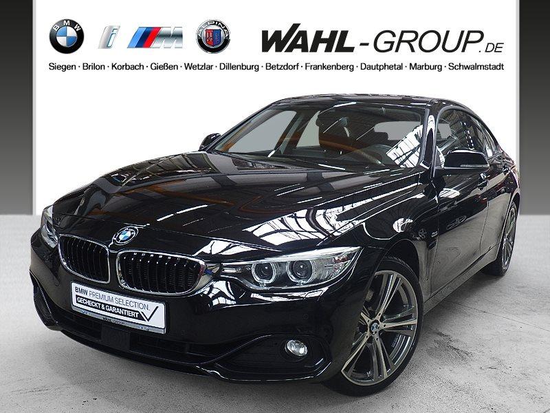 BMW 430d xDrive Gran Coupé Sport Line Head-Up HiFi, Jahr 2017, Diesel