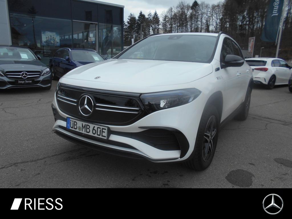 Mercedes-Benz EQA 250 AMG+LED+KAMERA+KEYLESS+TOTW+EASYP+SOUND+, Jahr 2021, Elektro