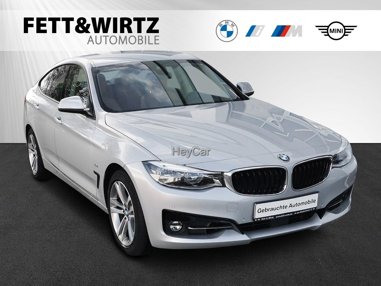 BMW 320 Gran Turismo GT Sport Line Aut. NaviProf. LED, Jahr 2017, Diesel