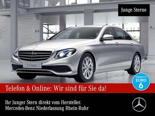 Mercedes-Benz E 400 4M Exclusive Fahrass Multibeam Distr. COMAND, Jahr 2017, Benzin