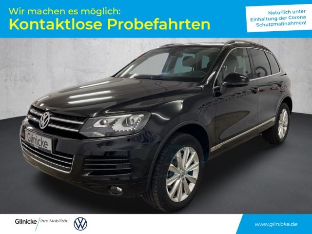 Volkswagen Touareg 3.0 TDI Tiptronic Bi-Xenon Navi LM 19'' PDC vo/hi Luftfederung, Jahr 2014, Diesel