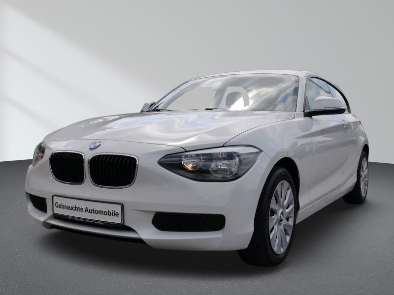 BMW 114i MP3 Schn. Klima, Jahr 2012, Benzin