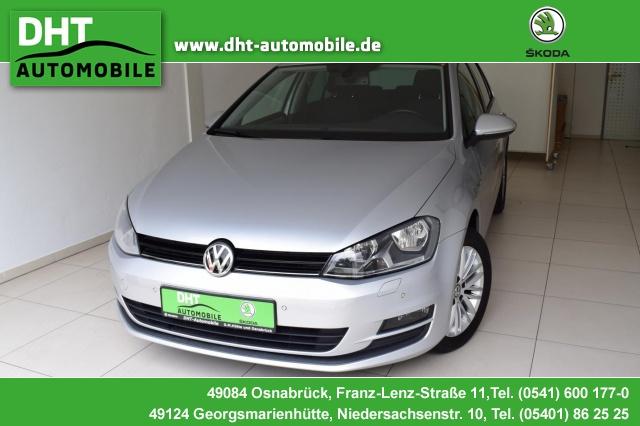 Volkswagen Golf VII 1.6 TDI BMT Comfortline*NAVI*PDC vorne +, Jahr 2013, Diesel