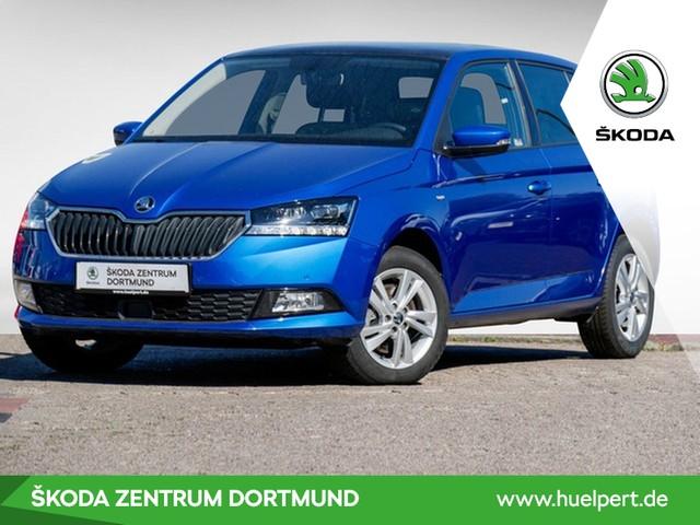 Skoda Fabia 1.0 TSI DRIVE 125 BEST OF NAVI ACC LED PANO, Jahr 2020, Benzin