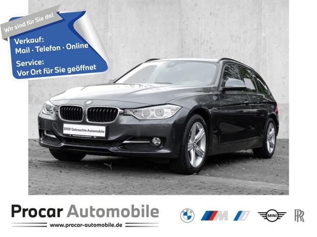BMW 320d Touring, Driving Assist, Connected Drive, Jahr 2015, Diesel