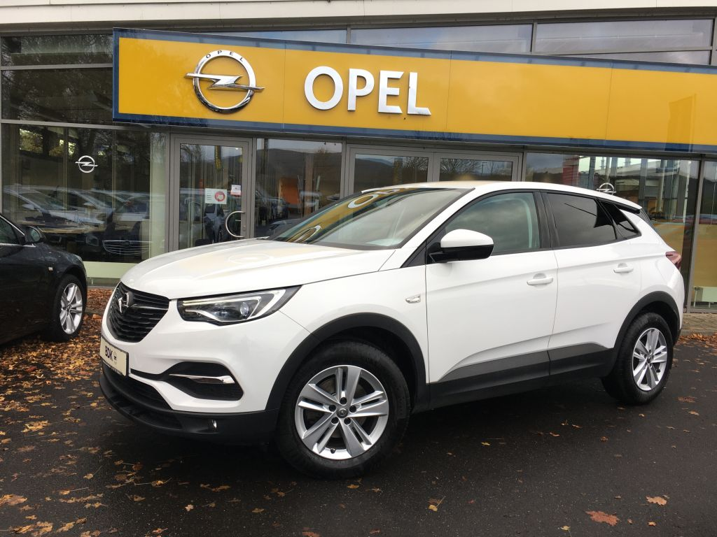 Opel Grandland X 1.5D Automatik Navi RKam *24M Gar.*, Jahr 2018, Diesel