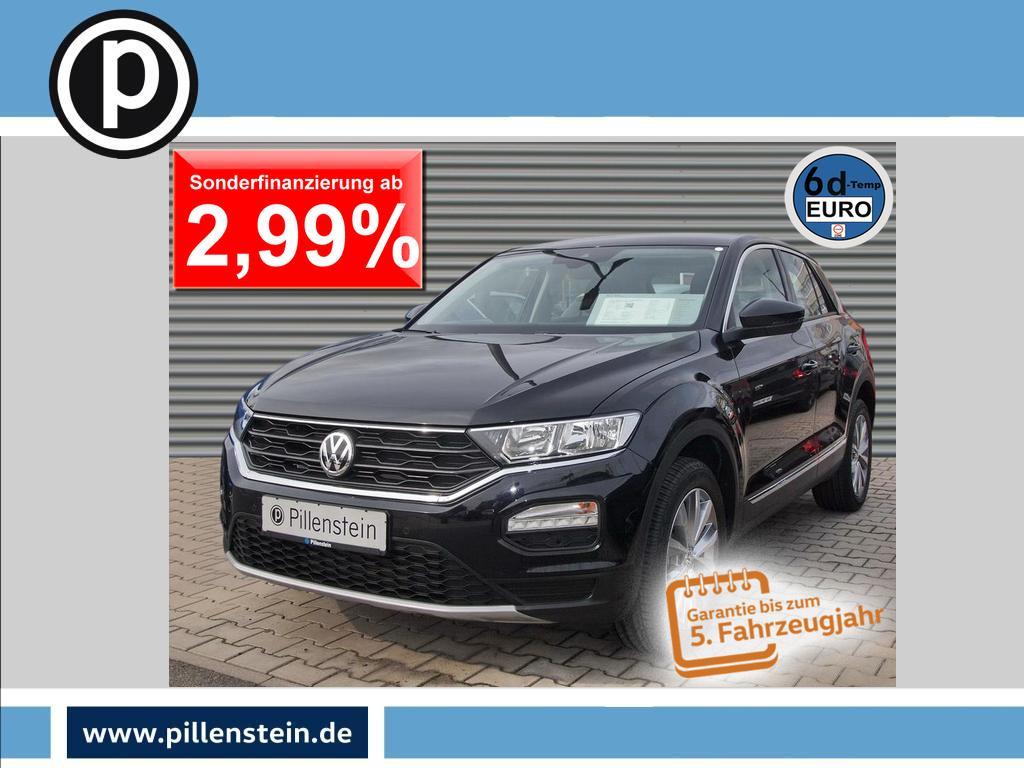 Volkswagen T-Roc 1.0 TSI Style KLIMA SITZHZG PDC+ Alu-17`, Jahr 2018, Benzin
