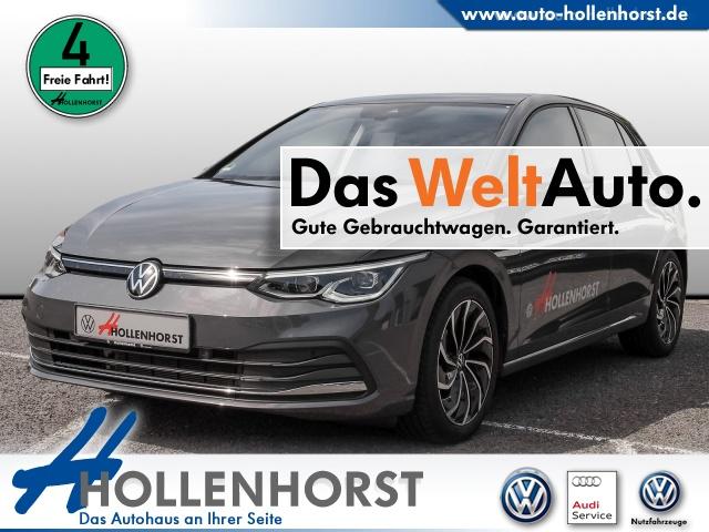 Volkswagen Golf VIII First Edition NAVI, AHK, LED, 1.5 l TSI, Jahr 2019, Benzin