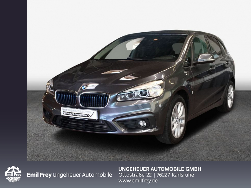BMW 225xe iPerformance Active Tourer Advantage HiFi, Jahr 2017, Hybrid