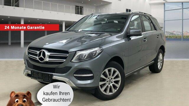 Mercedes-Benz GLE 350 d 4MATIC KeylessGo/KLIMA/NAVI Autom./DPF, Jahr 2017, Diesel