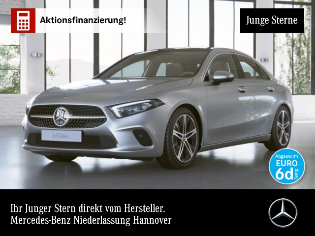 Mercedes-Benz A 250 4M Limousine Progressive Pano Distronic, Jahr 2019, Benzin