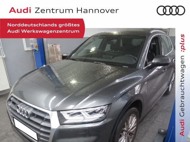 "Audi Q5 2.0 TDI Sport S-line Standh. Pano virtual 20"", Jahr 2017, diesel"