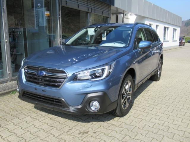 Subaru OUTBACK 2.5i Lineartronic Active Keyless Dyn. Kurvenlicht Rückfahrkam., Jahr 2020, Benzin