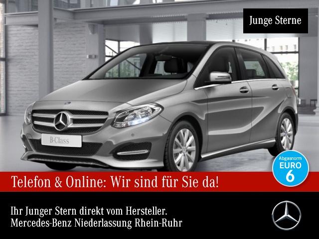 Mercedes-Benz B 200 Style Navi Laderaump Klimaautom Sitzh Temp, Jahr 2016, Benzin