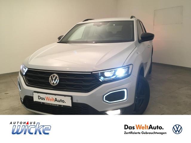 Volkswagen T-ROC 1.5 TSI Sport ACC Navi Klima PDC LED, Jahr 2020, Benzin