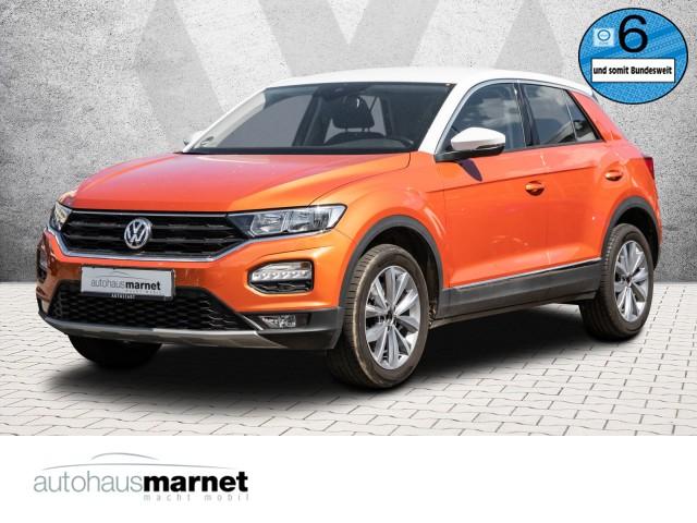 Volkswagen T-ROC 1.0 TSI Style Klima Winterpaket, Jahr 2018, Benzin