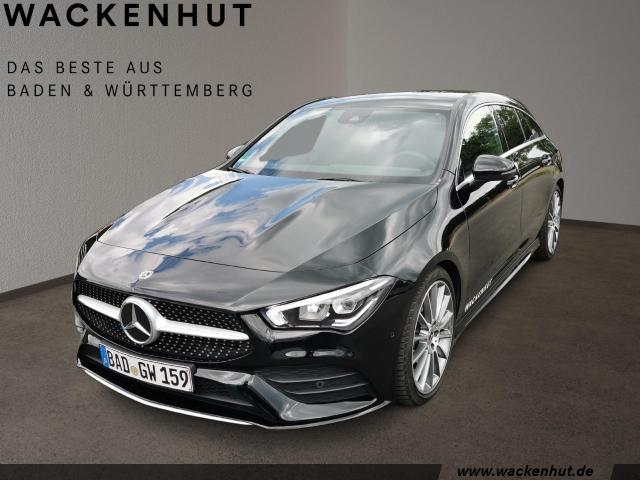 Mercedes-Benz CLA 220 Shooting Brake AMG LED PremiumNavi Anbiente, Jahr 2019, Benzin