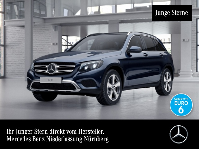 Mercedes-Benz GLC 250 d 4M Exclusive AMG Fahrass Pano Burmester, Jahr 2016, Diesel