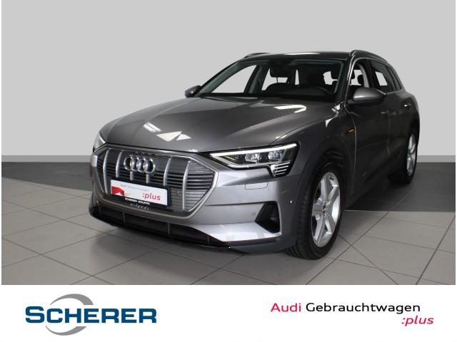"""Audi e-tron 50 qu, Assist, Matrix, Standklima, 20"""", Jahr 2020, electric"""