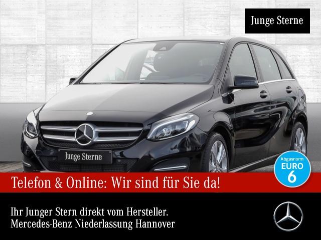Mercedes-Benz B 220 4M Urban Distr. COMAND LED Kamera Laderaump, Jahr 2016, Benzin