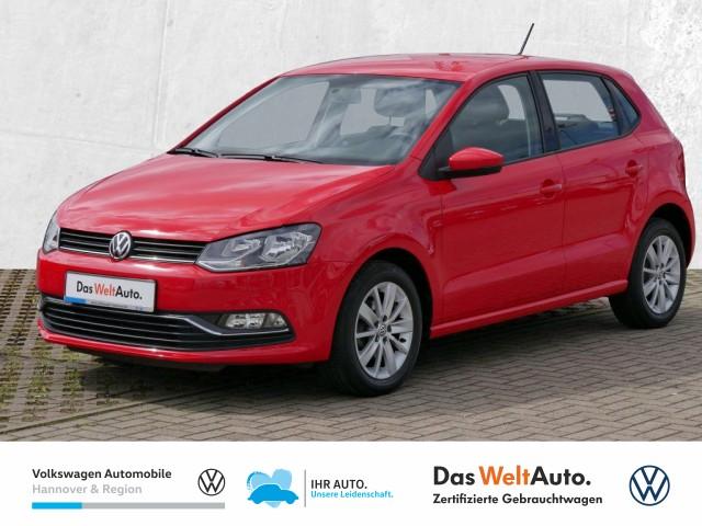 Volkswagen Polo 1.0 Comfortline PDC Sitzhzg Klima, Jahr 2017, Benzin
