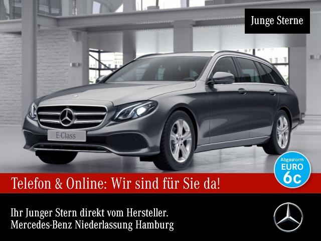 Mercedes-Benz E 220 d T Avantgarde 360° Distr. COMAND LED, Jahr 2017, Diesel
