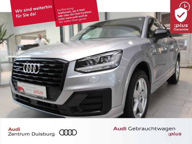 Audi Q2 40 TFSI quattro sport LED Navi PDCv+h SHZ, Jahr 2019, Benzin