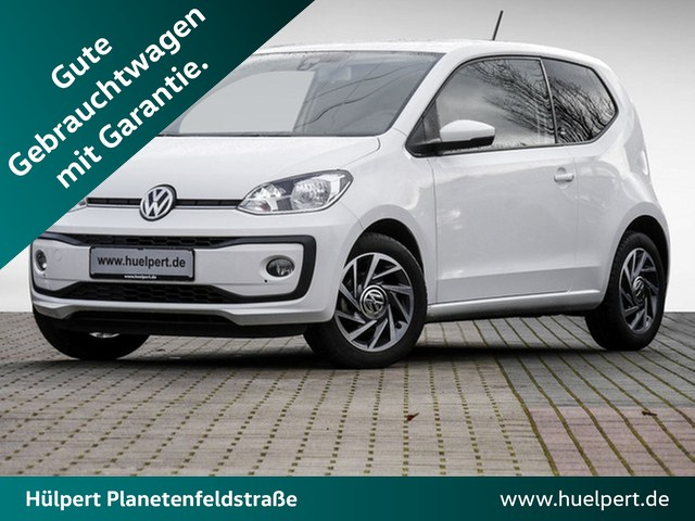 Volkswagen up! 1.0 sound up! KLIMA GRA MFL WINTER PACK SHZ ALU, Jahr 2017, Benzin