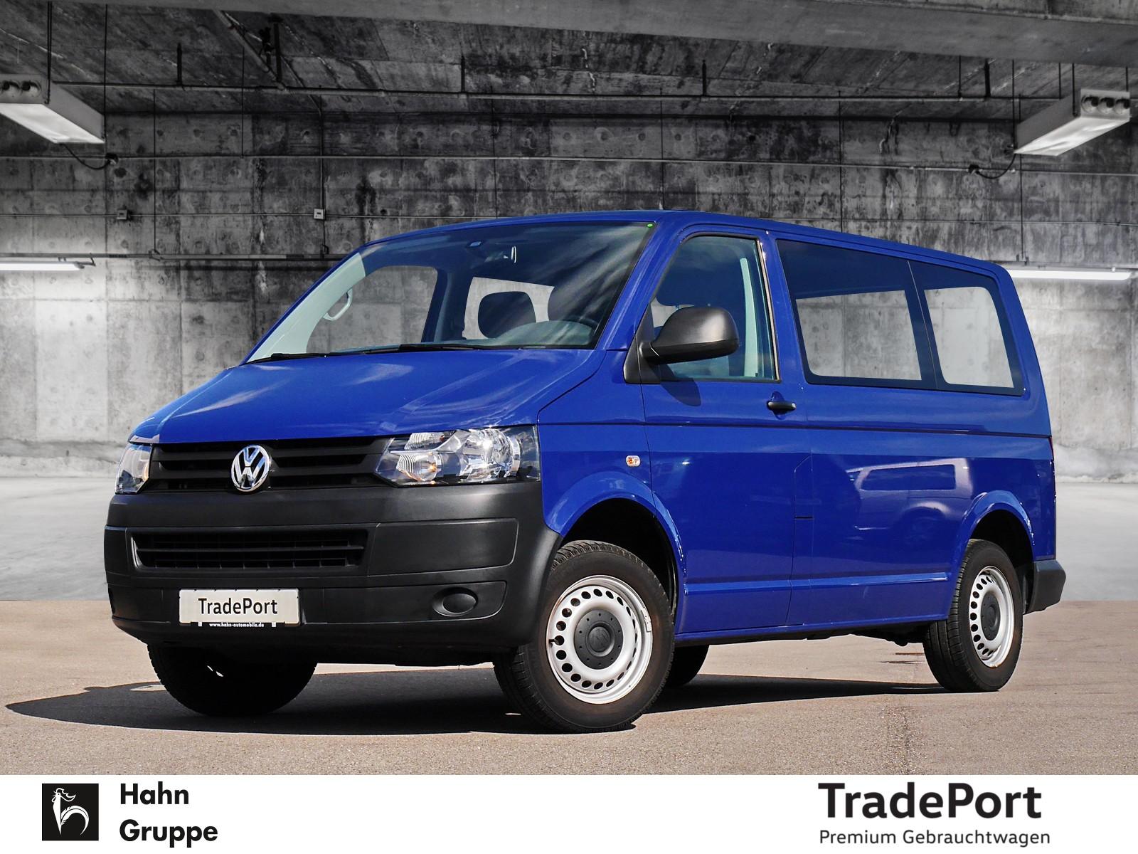 Volkswagen T5 Kombi 2,0TDI 103kW AHK NAVI KLIMA BT EPH, Jahr 2014, Diesel
