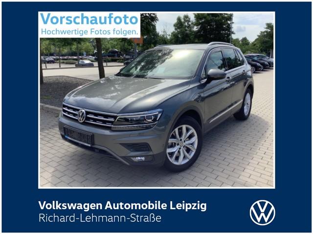 Volkswagen Tiguan Highline 2.0 TSI DSG 4Motion *DCC*LED*, Jahr 2017, Benzin
