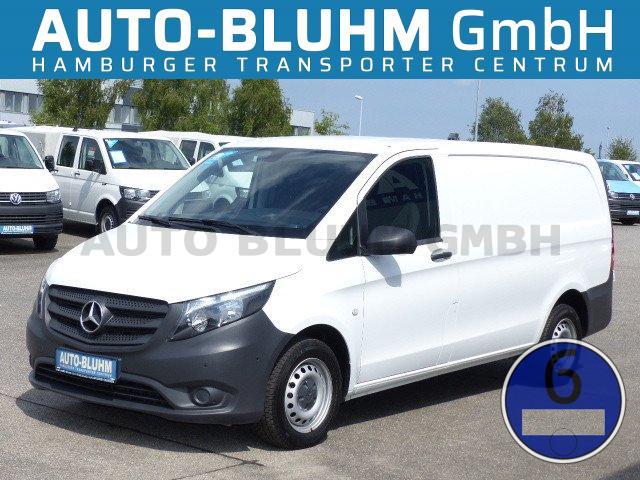 Mercedes-Benz Vito 111 CDI-EU6 Kasten Lang + Klima + Kamera + PDC, Jahr 2018, Diesel