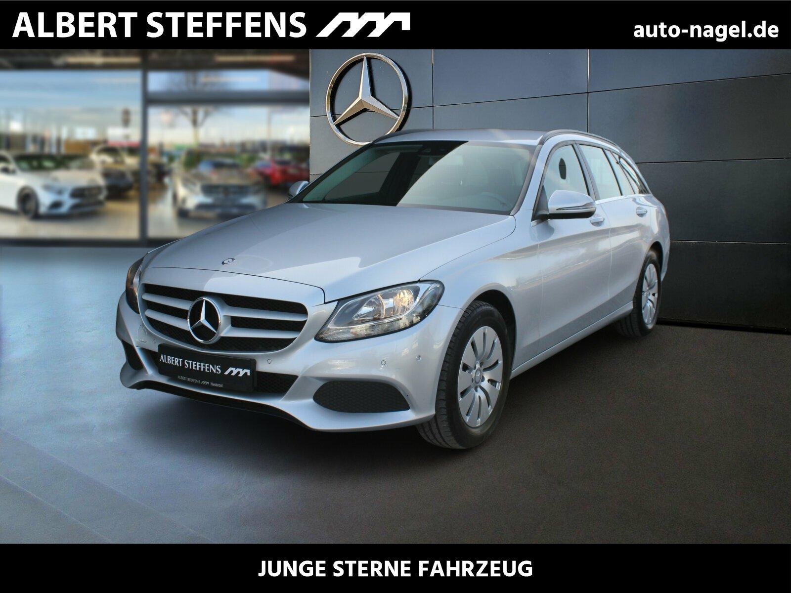 Mercedes-Benz C 220 d T +Sitzelektr.+NAVI+Sitzhz+PTS+CPA+ Navi, Jahr 2015, Diesel