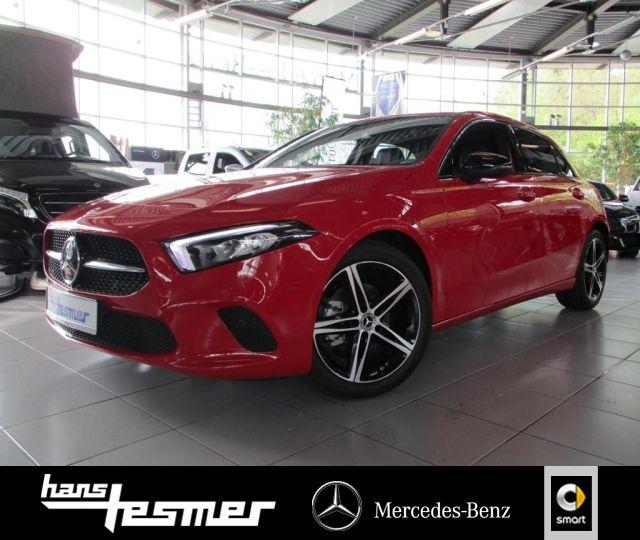 Mercedes-Benz A 180 d Progressive, Night-P,Navi Prem.,R-Kamera, Jahr 2018, Diesel