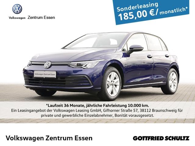 Volkswagen Golf Life 1,5 TSI NAVI LED PDC DAB ALU16, Jahr 2020, Benzin