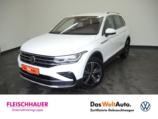 Volkswagen Tiguan Elegance 1.5 TSI BMT EU6d, Jahr 2020, Benzin