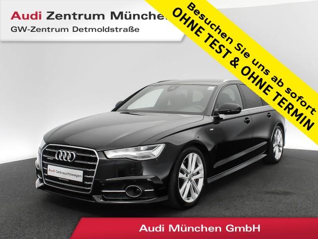 "Audi A6 Avant 3.0 TDI qu. S line ACC LED Navi Leder R-Kamera 19"" S tronic, Jahr 2018, diesel"