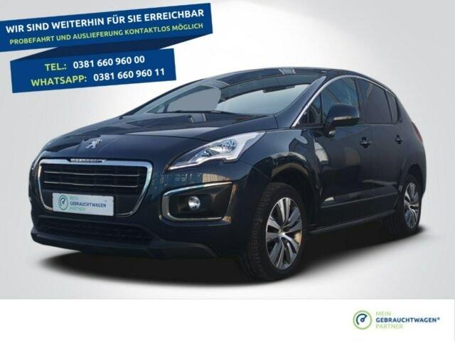 Peugeot 3008 Active CROSS OVER, Jahr 2016, Benzin
