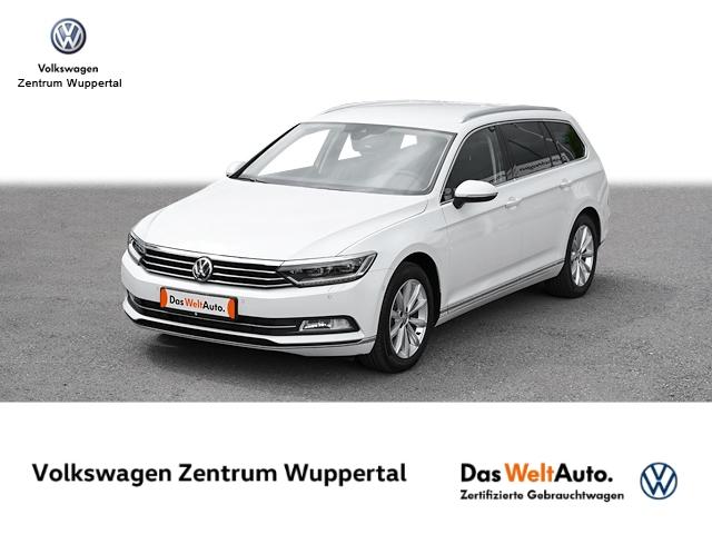 Volkswagen Passat Var 1 5 TSI Highline DSG NAVI LED LEDER SHZ PDC LM ZV, Jahr 2019, Benzin
