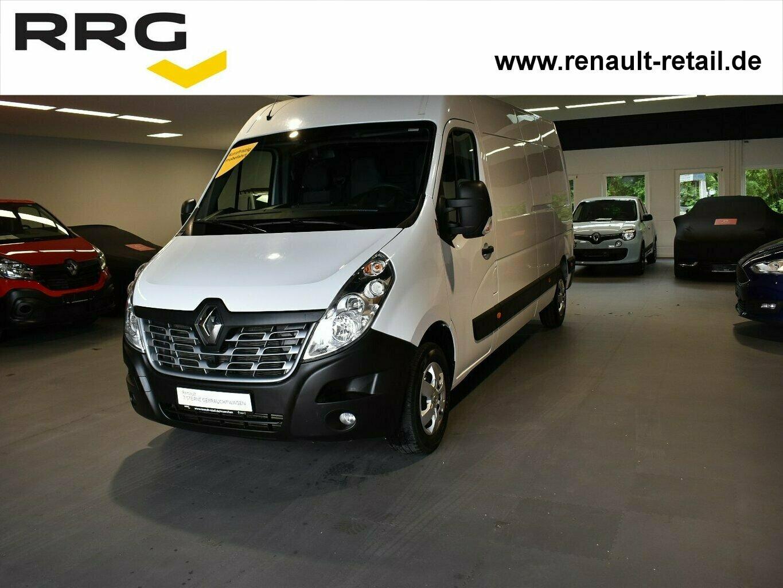 Renault Master Kasten L3H2 HKa 3,5t FWD Kasten L3H2 3,5t, Jahr 2018, Diesel