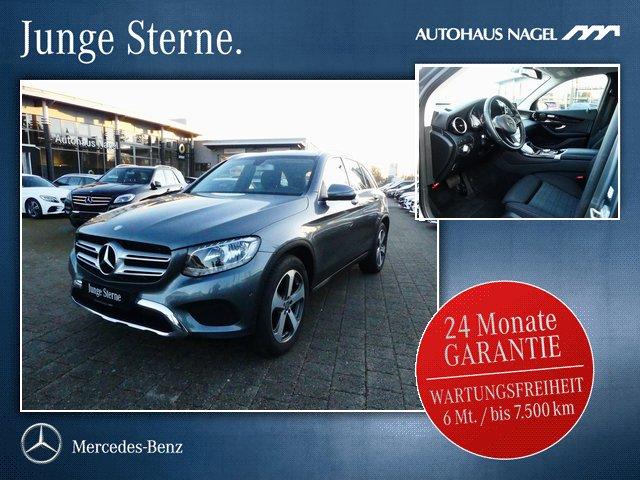 """Mercedes-Benz GLC 220 d Exclusive 4M. Garmin 19"""" Felgen PTS, Jahr 2015, diesel"""